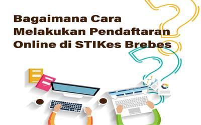 Cara Daftar Online di STIKES Brebes
